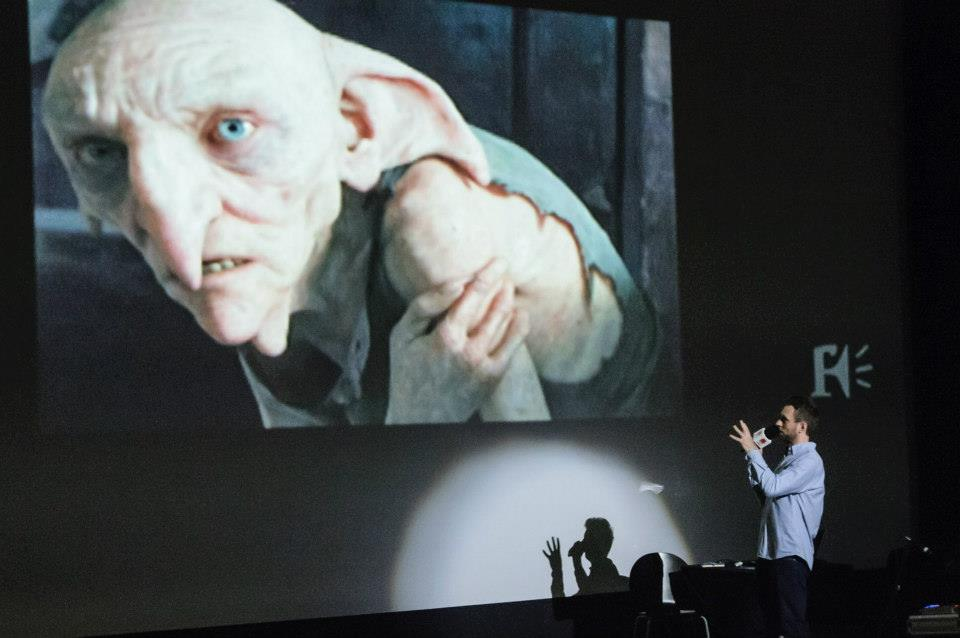 fot. Dariusz Gackowski Festiwal Filmów Animowanych ANIMOCJE 2015