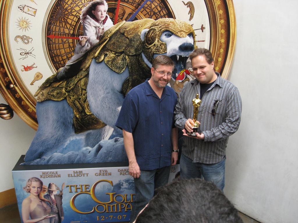VFX Oscar 2008!! by Kurt Williams under CC license